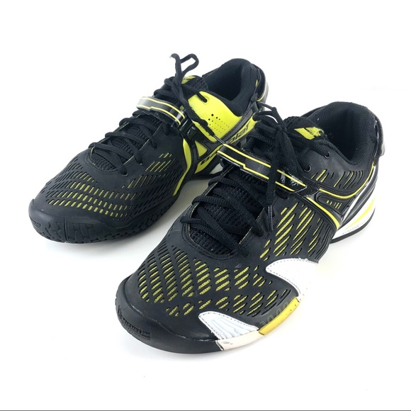 Babolat Tennis Shoes >> Babolat Michelin Kompressor Tennis Shoes Us 10